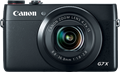"Canon unveils PowerShot G7 X with 1""-type sensor"