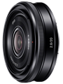 Sony announces E-mount 20mm F2.8 pancake prime lens for NEX cameras