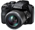 Fujifilm FinePix S8600, S9200, S9400W long zoom compacts announced