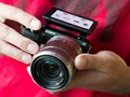 Just Posted: Sony Alpha NEX-5R hands-on preview