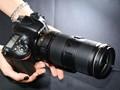 Hands-on with the AF-S Nikkor 70-200mm f/4G ED VR