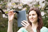 iPad Telephoto Lens will take close-ups with your tablet