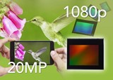 Toshiba announces 20MP 1/2.4-inch sensor for smartphones