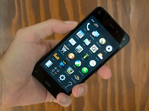 Amazon Fire Phone camera review