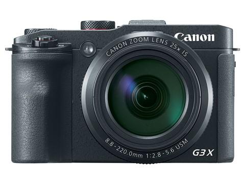 Canon ra mắt G3X: cảm biến 1 inch, zoom quang học 25x - 77559