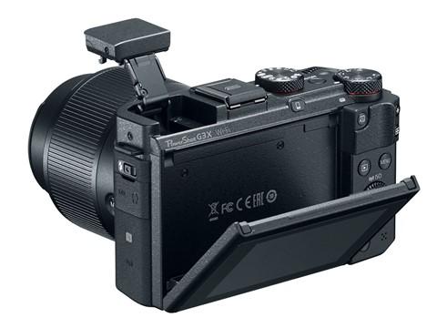 Canon ra mắt G3X: cảm biến 1 inch, zoom quang học 25x - 77561