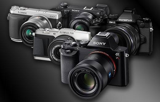 Have Your Say: Best Mirrorless ILC of 2013