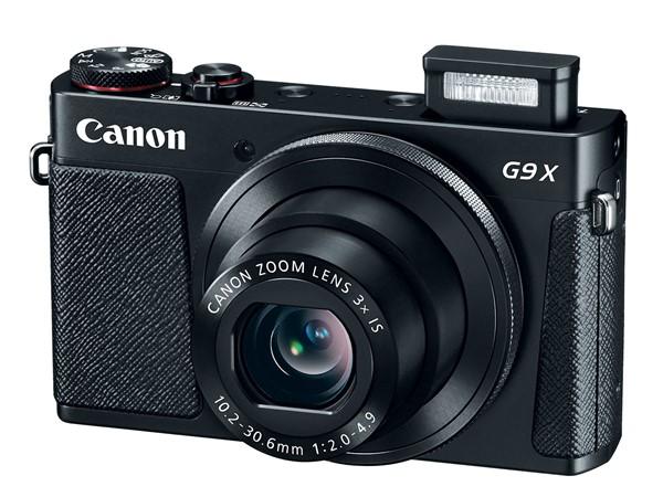 Canon G5x và G9x ra mắt: phân khúc máy cao cấp với cảm biến lớn - 94873