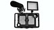 Padcaster VERSE is a mobile media case for iOS and Android devices