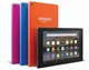 Amazon reveals thinner Fire HD tablets