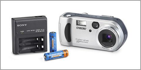 Sony DSC-P51