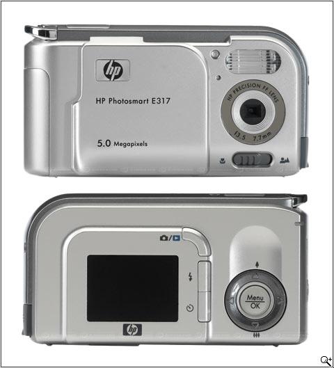 HP Photosmart E317