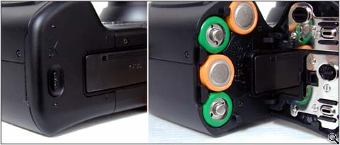 Battery Compartment (click for larger image)
