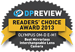 2013 Readers' Choice: Best Mirrorless Interchangeable Lens Camera